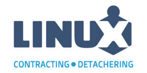Logo Linux Contracting - PNG